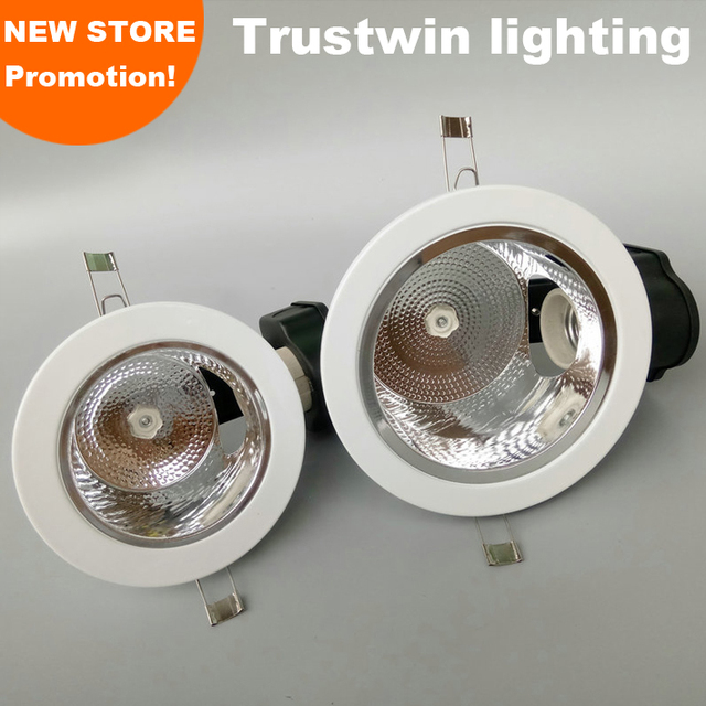 Recessed Light Holder 3 5 4 Inch E27 Led Cfl Downlight
