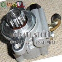 Nova marca bomba de direção hidráulica para toyota hilux iii captador 3.0 D 4D 4wd/vigo iii 44310 0k040 443100k040|toyota power steering pump|pump for|pump pump -