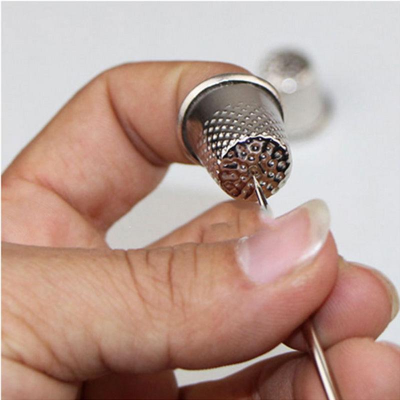 Online Kaufen Gro 223 Handel Metall Fingerhut Aus China Metall