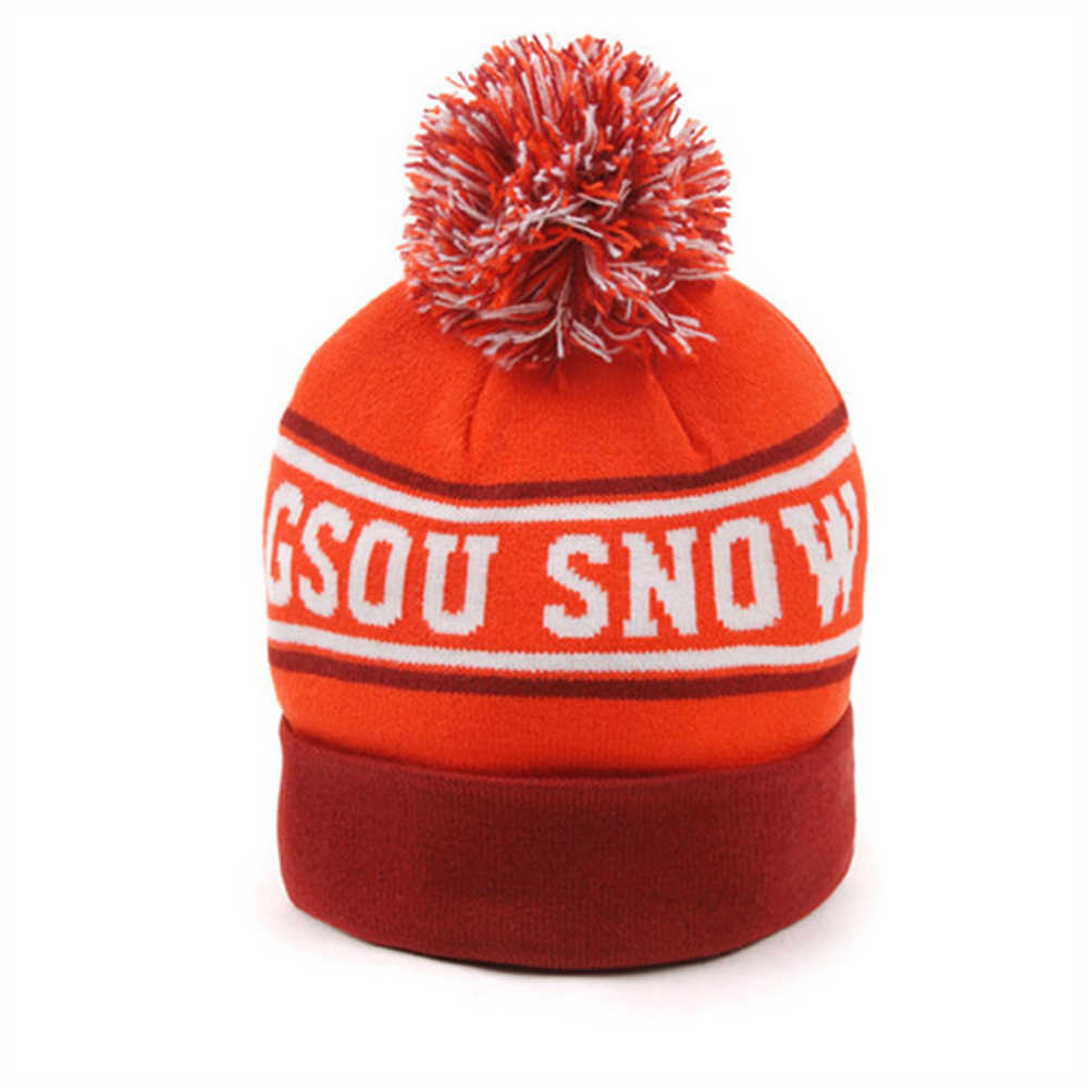 18066f53 ... Gsou Snow Winter Kids Ski Hat Outdoor Ski Snowboard Thermal Hat Baby  Boys Girls Super Warmth ...