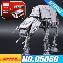 Лепин 05130 05050 Star plan 75054 на модели в робот заказ тяжелый штурмовой Walker Wars игрушечные лошадки Building Block кирпич подарки