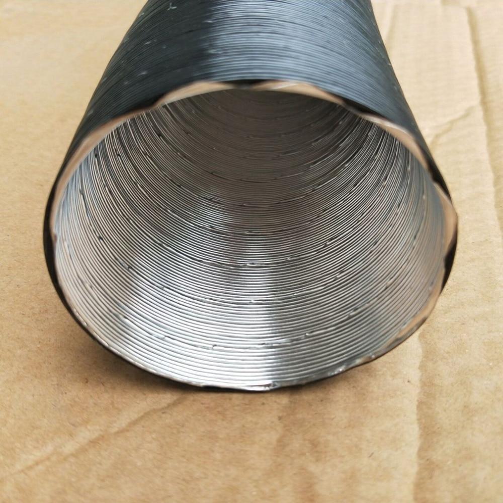 Горячий нагреватель воздуха для автомобиля воздуховод 76 мм Диаметр сливного шланга выход воздуховода трубы для автомобиля грузовик нагреватель авто аксессуары