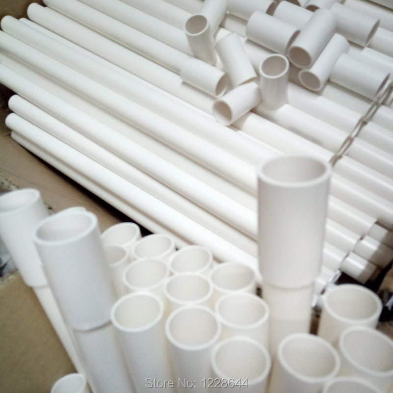 50 Sets Stick And Connectors Balloon Arch Column Sticks