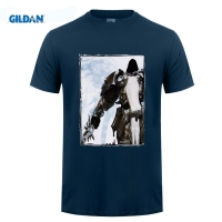 GILDAN Popular Game Archangel Of Justice Men T Shirts Digital Printing 100 180g Combed Cotton Funny