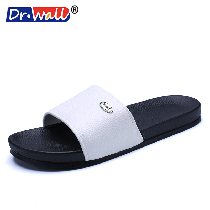 Mens Flip Flops Summer Men's New Style Rubber Soft Shoes Outdoor - Men's Shoes