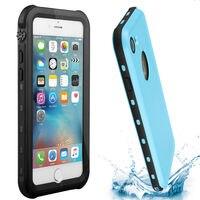Redpepper для дайвинга iPhone 7 чехол противоударный Водонепроницаемый iPhone 7 Plus подводный IP68 platic чехол Коке 7 Plus capinha