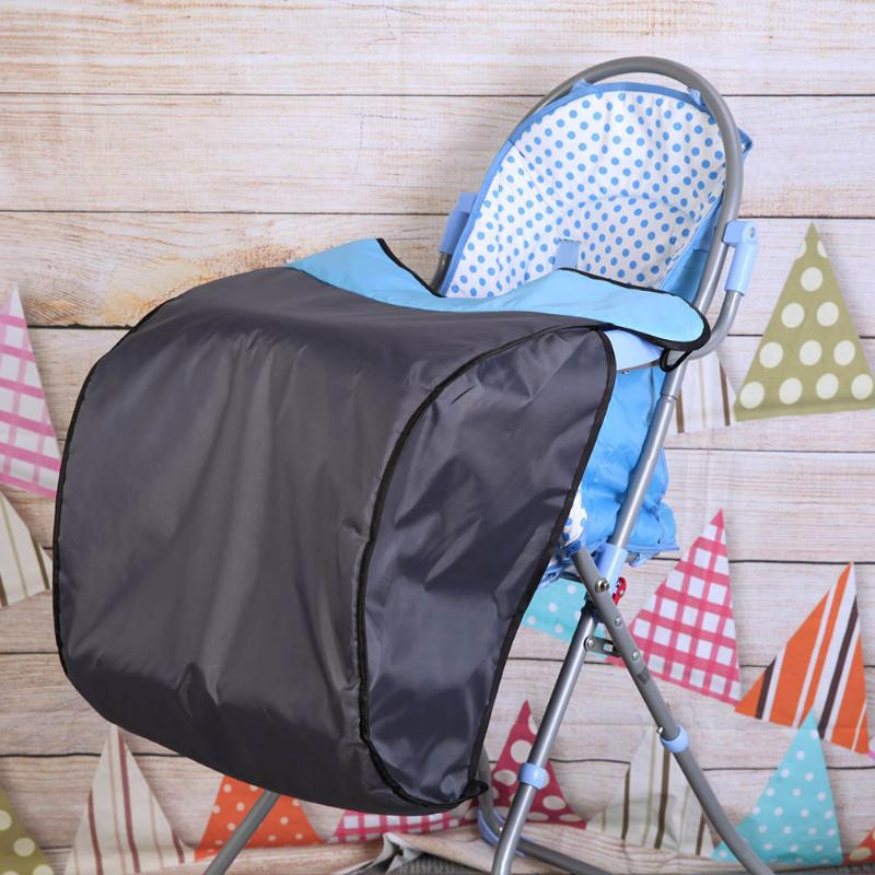 Universal Baby Stroller Footmuff Foot Cover Soft Warm Pushchair Stroller Foot Muff Stroller Windshield Covers Accessories цена
