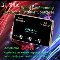 Заводская цена автомобиля дроссельной заслонки Контроллер ответа Скорость до авто Pedalbox педаль Commander для всех BMW 2002 +