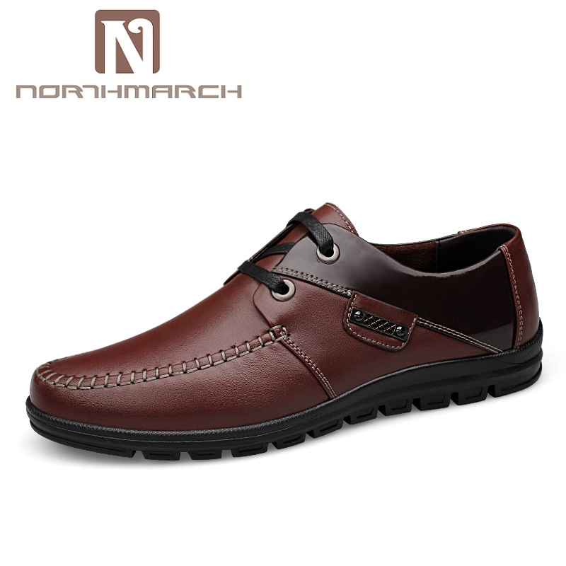 NORTHMARCH Man Shoes Genuine Leather Mens Sneaker Luxury Brand Mens Trainers Footwear Zapatillas Hombre Casual Mocasines Hombre northmarch man shoes genuine leather mens sneaker luxury brand mens trainers footwear zapatillas hombre casual mocasines hombre