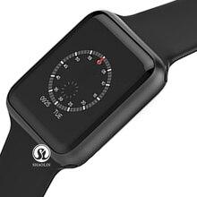 Relógio de Pulso do bluetooth Relógio Inteligente para Android Apple Chamada Smartwatch
