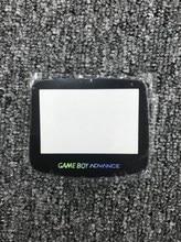 10 stks/partij voor gba sp voor game boy lcd advance sp screen glas repalcement