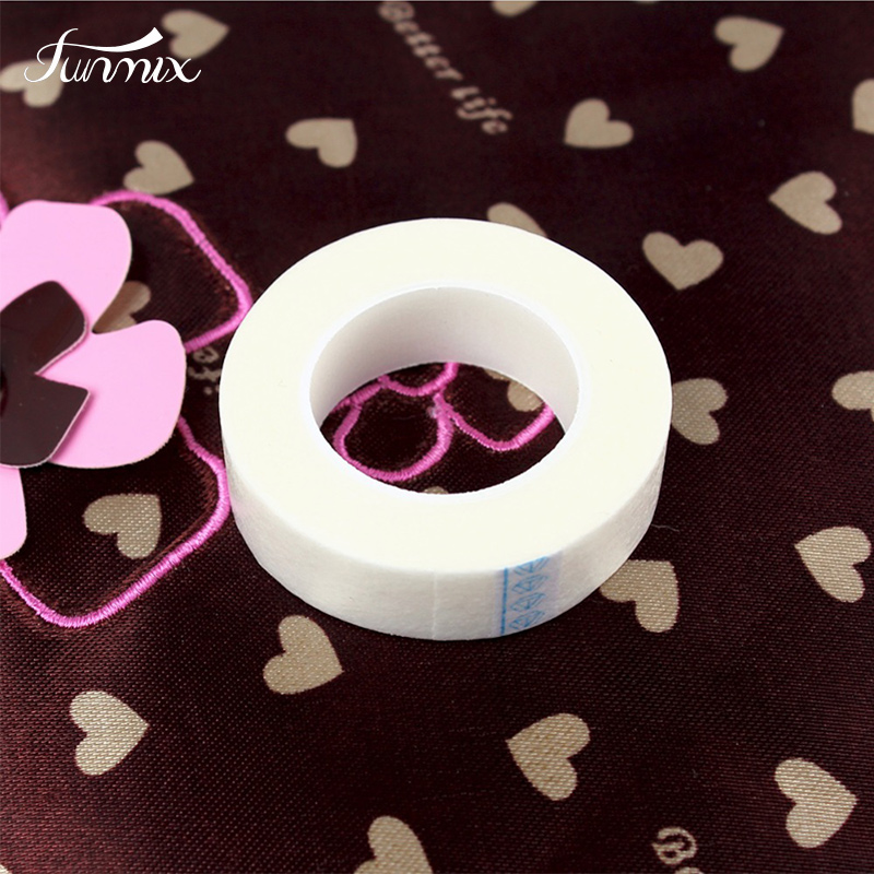 8 Rolls/lot Professional Eyelash Lash Extension Tools Paper Medical Tape Under Eyelash Tape