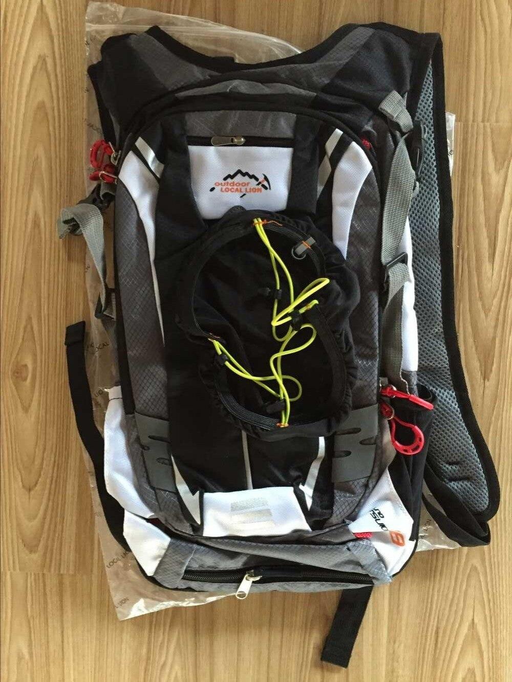 18L Fashion Backpack Hydration Pack Rucksack Waterproof Bicycle Road Bag Knapsack Daypack School Bags Mochila sac a dos 464