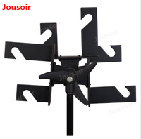 Jinbei double hook bracket background hook convenient to install any lamp holder CD50 T06
