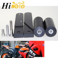 Motorcycle Black Cut Frame Sliders Crash Falling Protection For Honda CBR600RR CBR 600 RR CBR 600RR 2009 2010 2011 2012
