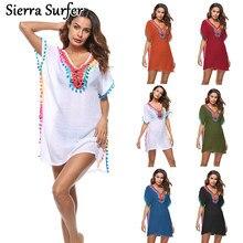 efea7ebc06 Beach Towel Swim Suit Cover Up Swimsuit Coverup Sexy 2018 New Outdoor Smock  A1902 Plavky Pareo Coverups Tunique De Plage