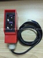 Бесплатная доставка высококачественное диффузное отражение фотоэлектрический датчик на расстоянии 0-10 метров