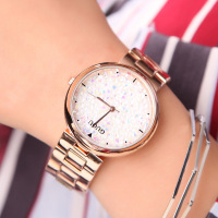 2019 New Fashion Ladies Watch For Women Shiny Diamond Reloj Mujer Luxury Bracelet Rose Gold Women's Watches Clock relogio