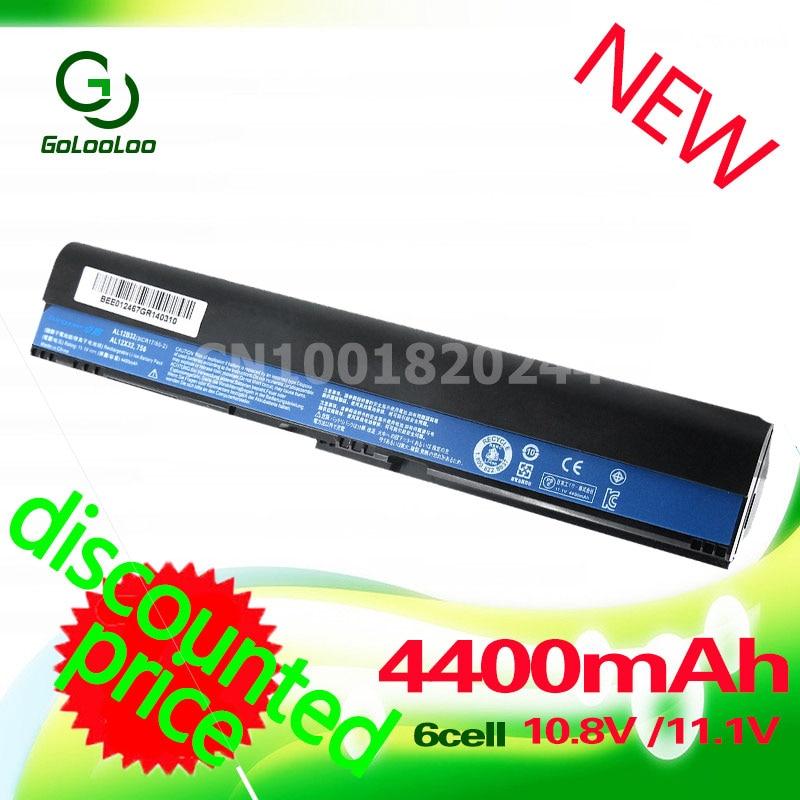 Baterias de Laptop 725 travelmate b113 b113-e-m b113m Capacidade de Bateria : 4001 - 5000 MAH