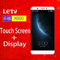 LeEco LETV X600 Touch screen display LCD for LeEco Letv one LETV 1 X600 octa core 5.5 inch touch panel smart mobile phone
