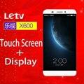Leeco letv letv x600 touch screen display lcd para leeco um LETV 1X600 octa core 5.5 polegada painel de toque inteligente móvel telefone