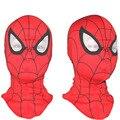 Super Cool Человек-Паук Маска Косплей Капот Маски Целую Голову Хэллоуин Маски Для Взрослых и Детей Костюмы Животных
