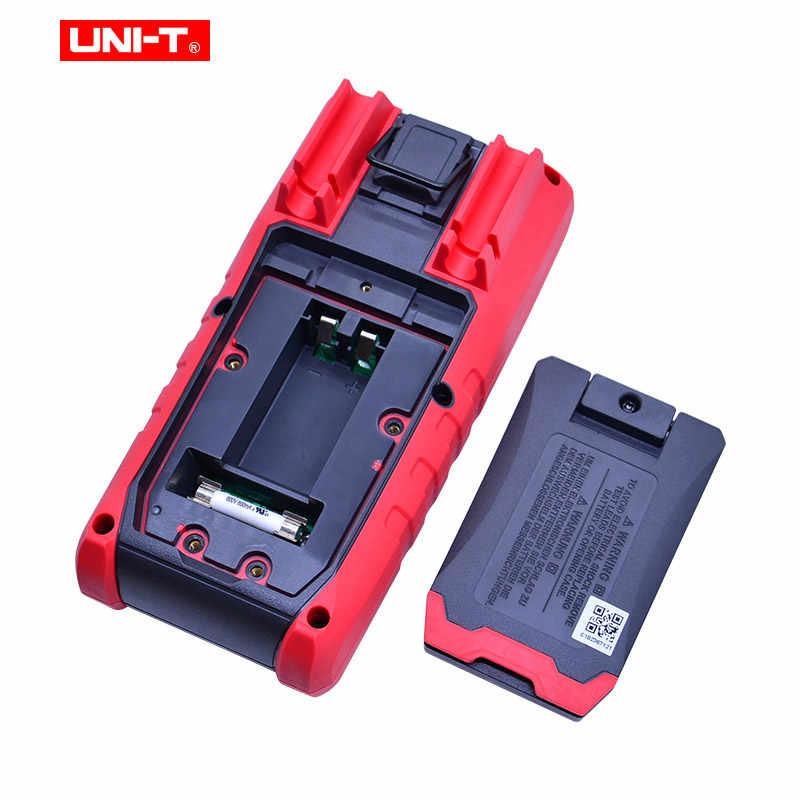 전문 디지털 멀티 미터 UNI-T ut191e dc ac 전압 전류 옴 미터, 다이오드/연속 테스트 ip65 방수 acv lpf