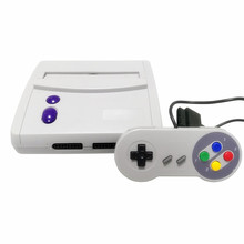 16 bit Super Game Entertainment System Retro TV Video game console Support Cartridge Built in 64 games