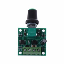 2A DC 1.8v 3v 5v 6v 12v 1803BK Low Voltage Motor Speed Controller PWM Module
