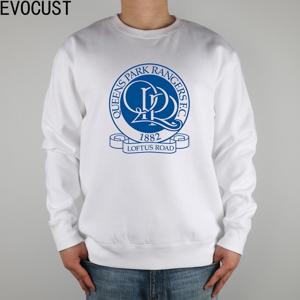 QPR Queens Park Rangers Premier League men Sweatshirts Thick Combed Cotton