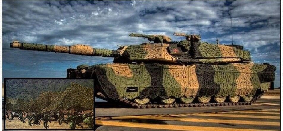 VILEAD 3 M x 10 M (10FT x 33FT) Woodland Digital Militare Rete Mimetica Militare Camo Netto Sole Riparo per la Caccia di Campeggio TendaVILEAD 3 M x 10 M (10FT x 33FT) Woodland Digital Militare Rete Mimetica Militare Camo Netto Sole Riparo per la Caccia di Campeggio Tenda