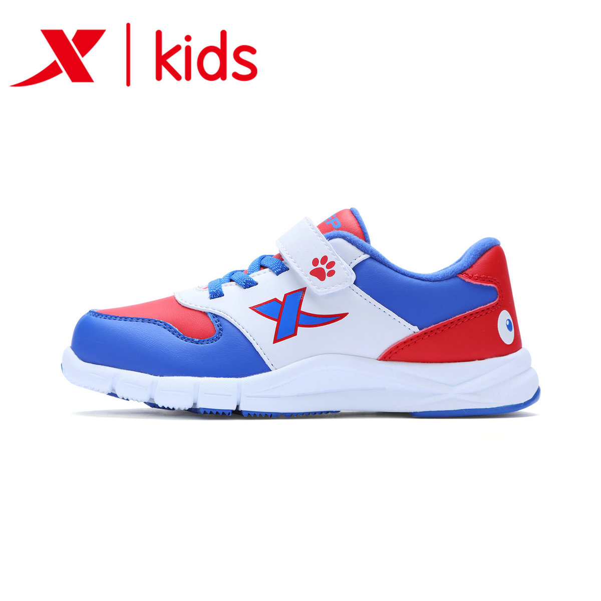 XTEP Children's Children Healthy Shoe Fall 2017 Autumn New Pattern Male Girl Fashion Leisure Time Baby Sneakers фен elchim 3900 healthy ionic red 03073 07