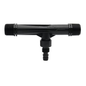 Image 1 - 1 adet 1/2, 3/4, 1 inç Iplik Venturi gübre enjektörü Sulama Damlama Cihazı Çiçekler Gübreleme Bahçe su tüpü Verici