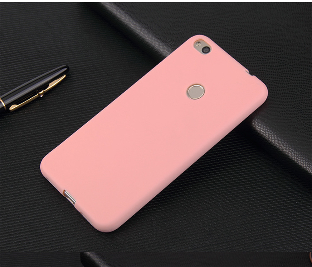 Case For Huawei P8 Lite 2017 TPU Silicone Clear Soft Case for Huawei P9 Lite 2017 On Honor 8 Lite case protective Back Cover 5.208