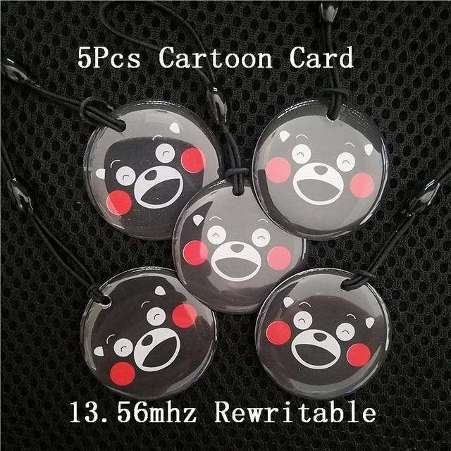 5 cartoon keys 9