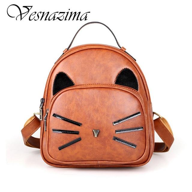 becbcee24ce5 рюкзак кошка для девочки сумка женская с кошками сумка мини женская женские  сумочки на плечо рюкзачок