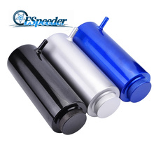 ESPEEDER 800 мл Универсальный алюминиевый цилиндр маслоуловитель резервуар может переделать комплект маслоуловитель