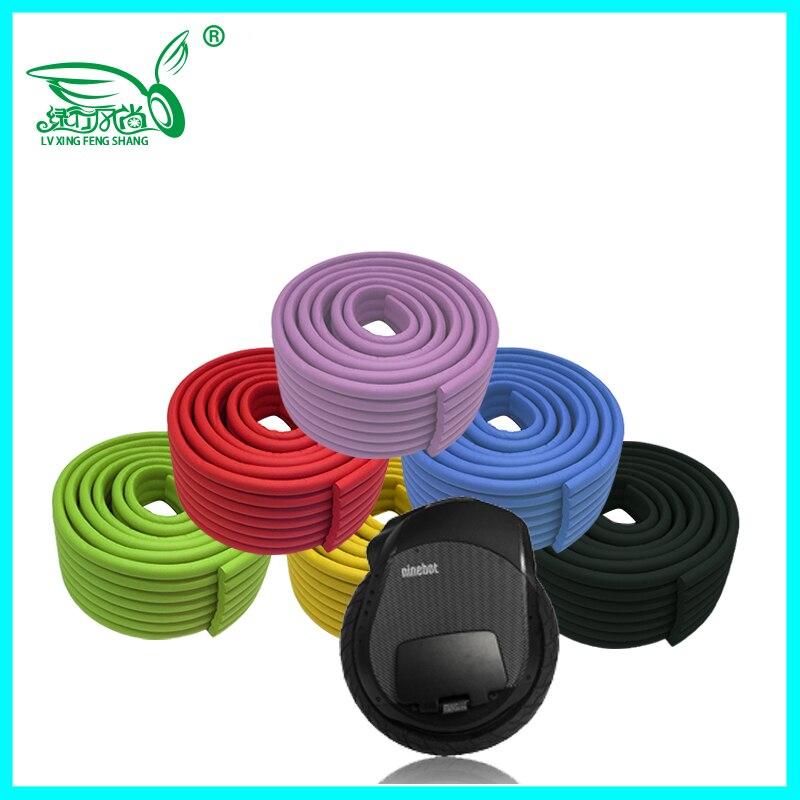 Ninebot, Inmotion, Gotway, kingsong, IPS monowheel Elétrica monociclo leg Soft pad, tapete de Espuma, com 3 cola 3M, single-rodas scooter