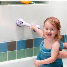 Sucker Suction Cup  Safety Helping Handle Anti Slip Support Toilet bathroom safe Grab Bar Handle Vacuum bar oval vacuum sucker sucker manipulator accessories direct manufacturers with the pneumatic chuck