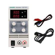 WANPTEK-Mini Manostat réglable KPS1003D, alimentation électrique 0-100V 0-3a, interrupteur réglable de haute précision, laboratoire