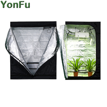 100*100*200CM 600D grow tent for indoor hydroponics greenhouse plant lighting Tents 80/100/120/150 Growing tent