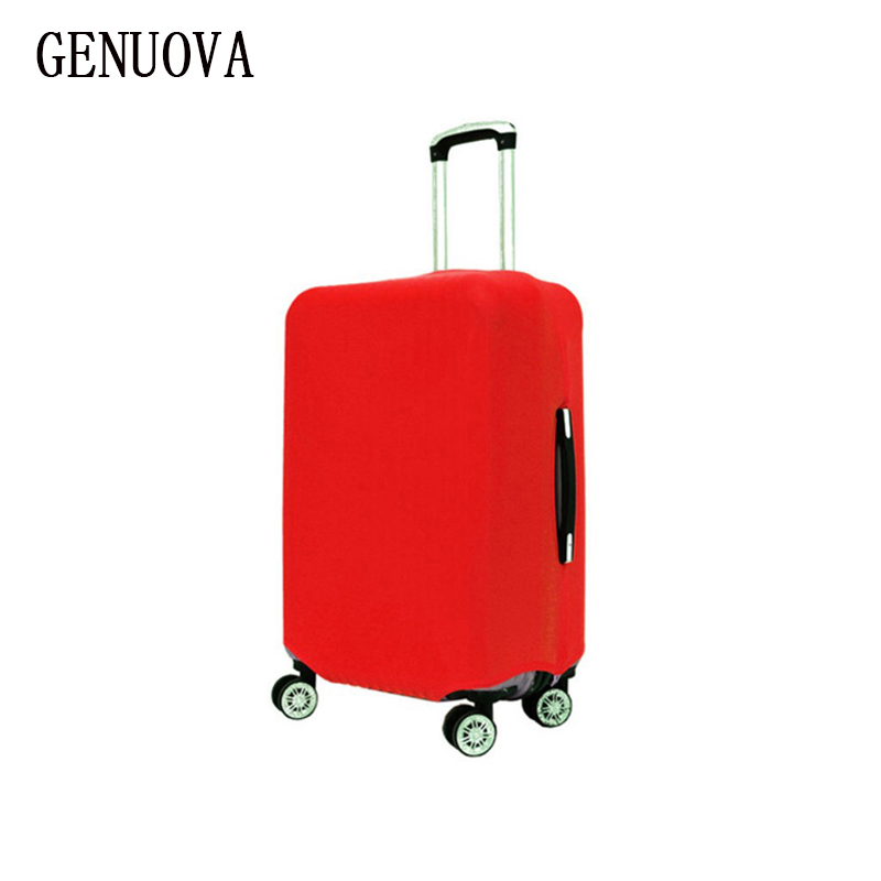 Travel Fashion Hot Travel on The Road Luggage Protective Cover Luggage Case Cover Travel Trolley Suitcase Protective Dust Cover