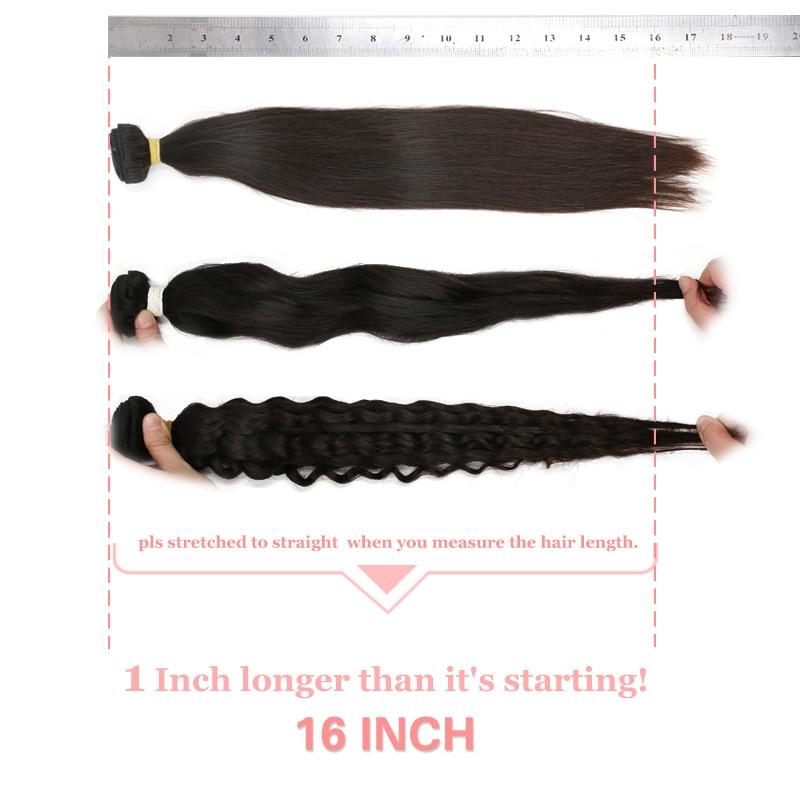 Ali reine cheveux produits en gros prix avec livraison gratuite 10 pièces Lot vierge péruvienne vague naturelle armure de cheveux humains - 5