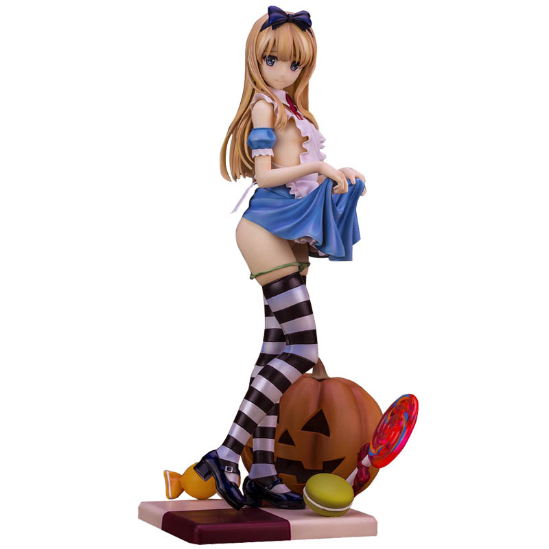 Alphamax Skytube Alice Japanese Anime Figures Sexy Adult Toys Action Toy Pvc Model Collection For Christmas/birthday Gift цена 2017