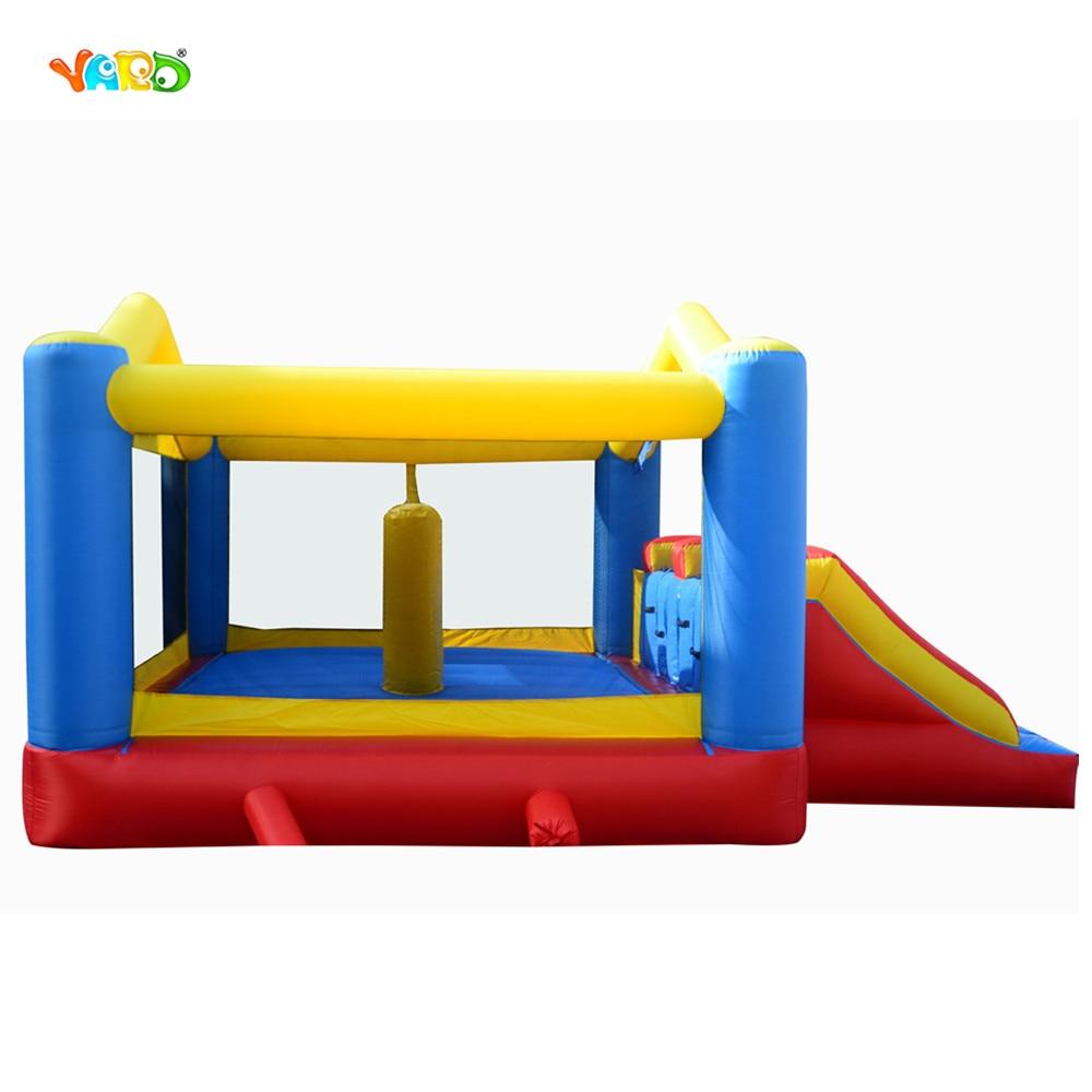 YARD Uşaqlar Şişmə Bouncy Atlama Qala Şişmə Bouncer Uşaqlar - Açıq havada əyləncə və idman - Fotoqrafiya 3