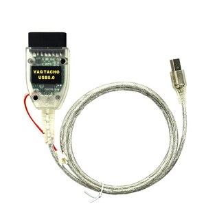 Image 2 - Vagtacho USB Version V 5.0 VAG Tacho For NEC MCU 24C32 or 24C64 with Best Price VAG Tacho