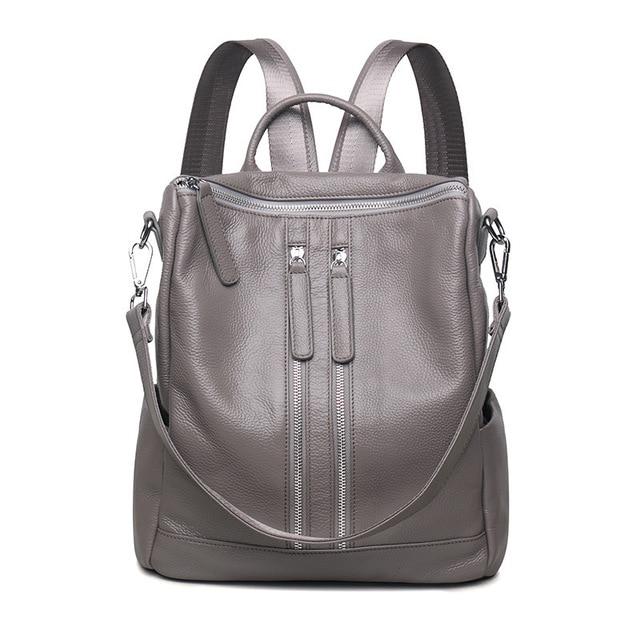 Little Fairy 2017 New Genuine Leather Backpack Shoulder Bag ...