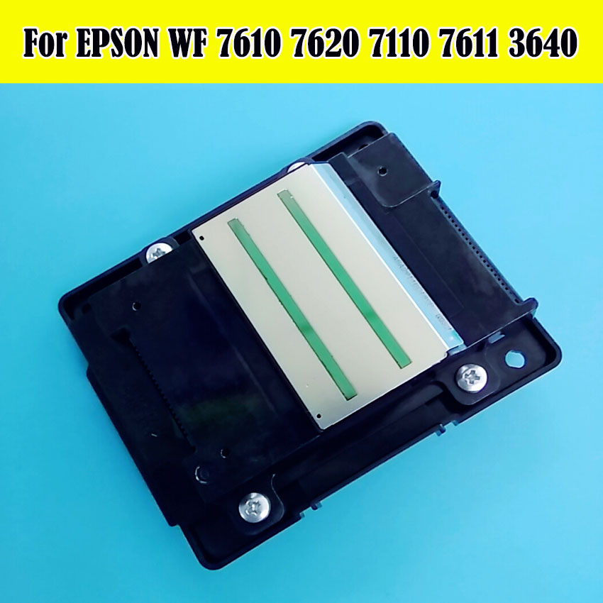 Test OK Printhead Print Head T2521 T2701 T2711 For Epson WF7610 WF7620 WF7611 WF7111 WF7621 WF7110 WF3641 WF3640 WF3620 Printer пилки для электролобзика gross 78252