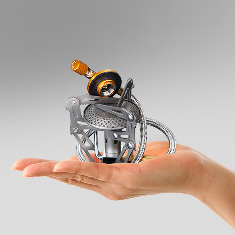Огненный клен газовая плита Для Кемпинга Газовая Складная плита для путешествий на открытом воздухе походная Сверхлегкая Портативная Складная складные печи лезвие 2 - 6