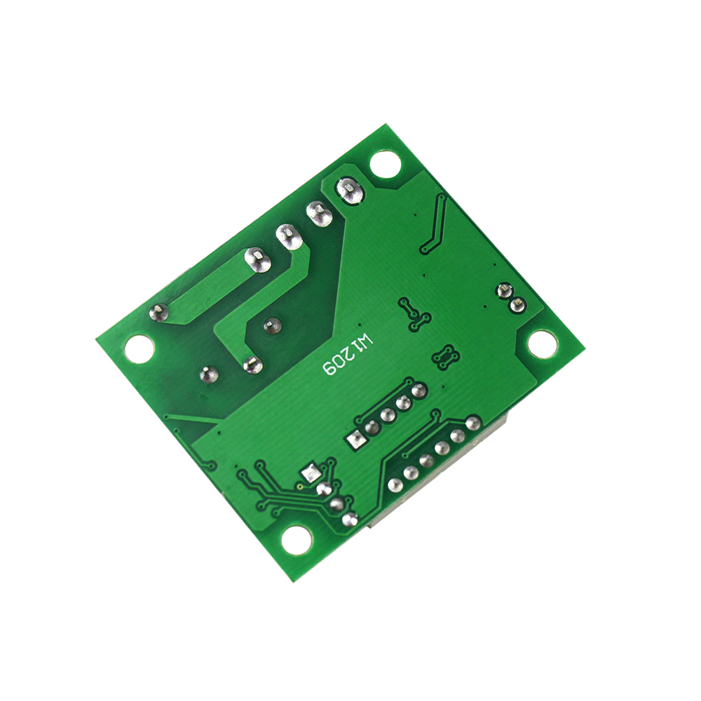 HTB1Ke.1cvQs8KJjSZFEq6A9RpXaE DC 12V W1209 Digital Cool/Heat Temp Thermostat Thermometer Temperature Controller On/Off Switch -50-110C+W1209 Case Acrylic Box